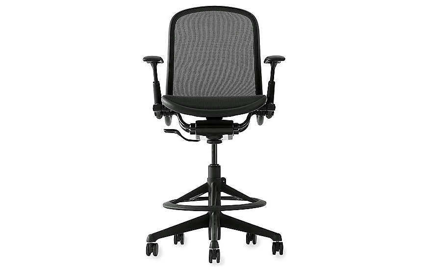 Chadwick  High Task ChairChadwick  High Task Chair   Design Within Reach. Office Star Height Adjustable Drafting Chair With Footring. Home Design Ideas