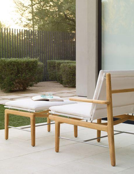 Ordinaire Finn Lounge Chair; Finn Lounge Chair