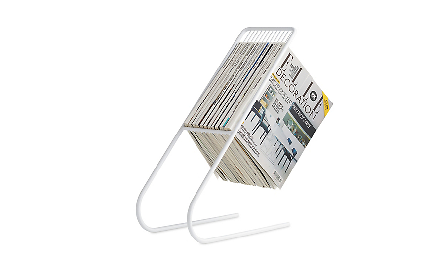 Float Magazine Rack Design Within Reach