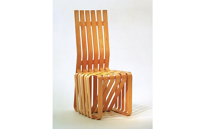 Charmant Gehry High Sticking™ High Back Chair