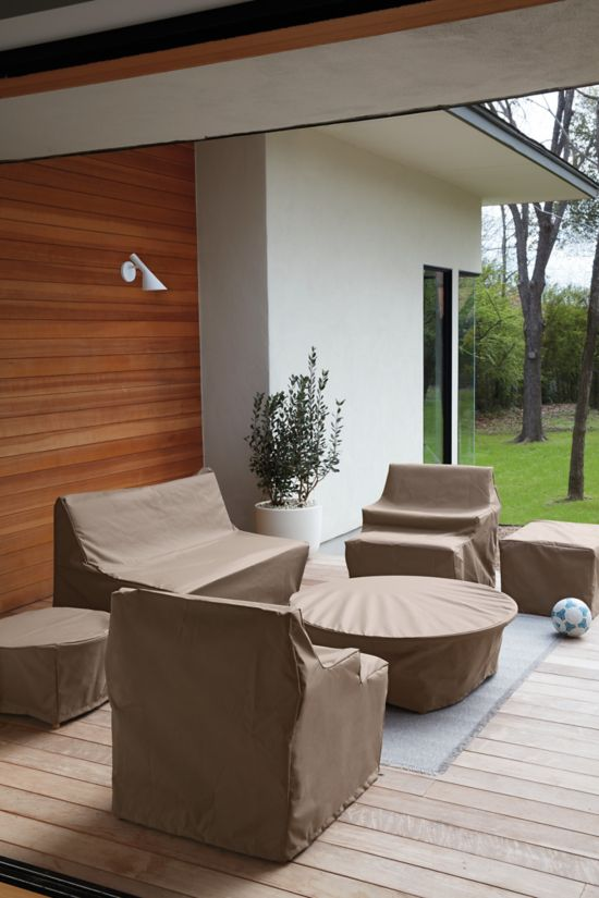Eos Outdoor Furniture Cover, Lounge Chair