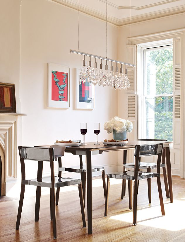 Lancaster Square Dining Table - Design Within Reach