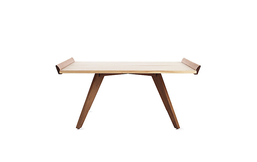 Nakashima Table nakashima splay-leg coffee table - design within reach
