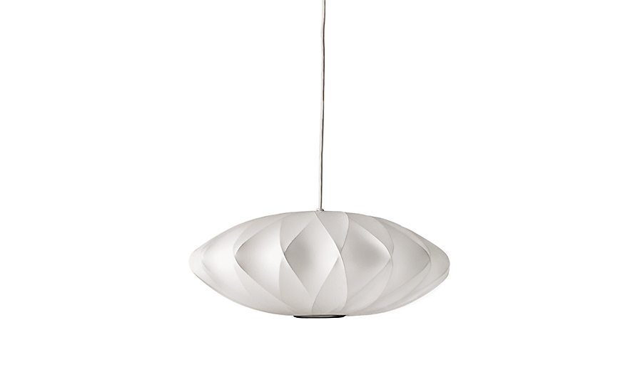 Nelson™ Crisscross Saucer Pendant L&  sc 1 st  Design Within Reach : bubble pendant light - www.canuckmediamonitor.org