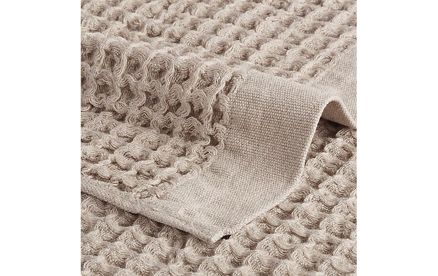 Lattice Towels