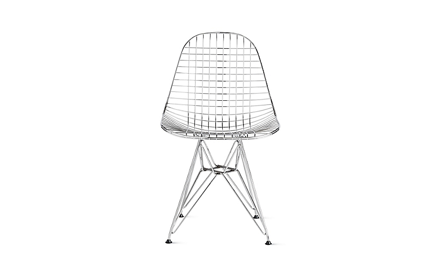 Attirant Eames® Wire Chair ...