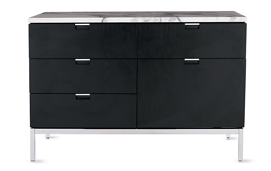 Florence Knoll Two-Position Credenza