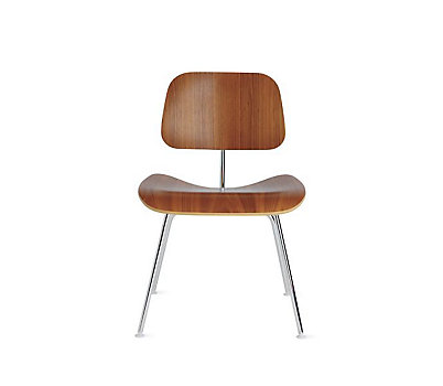 eames molded plywood dining chair dcm