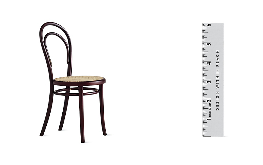 Michael Thonet Design Within Reach – Thonet Dining Chair