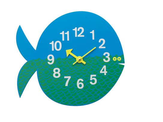 Watch Me Wall Clock Design Within Reach