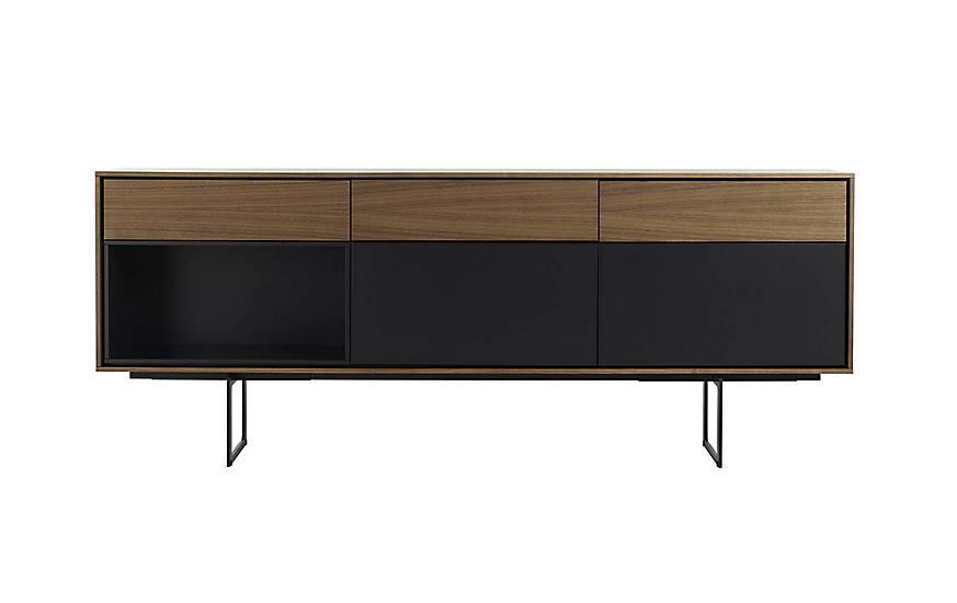 Ikea Usa Credenza : Aura credenza design within reach