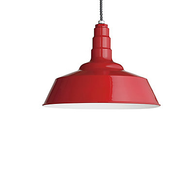 Barn Lamp Pendant