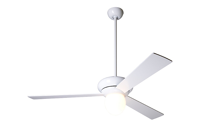 Altus Ceiling Fan with Halogen Light