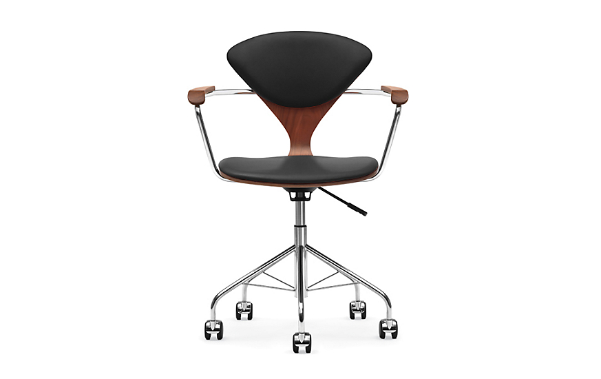 dwr office chair. Cherner® Task Chair With Upholstered Seat Pads Dwr Office I