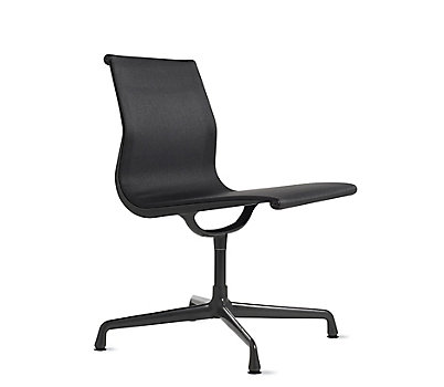 Outdoor Eames® Aluminum Group Side Chair