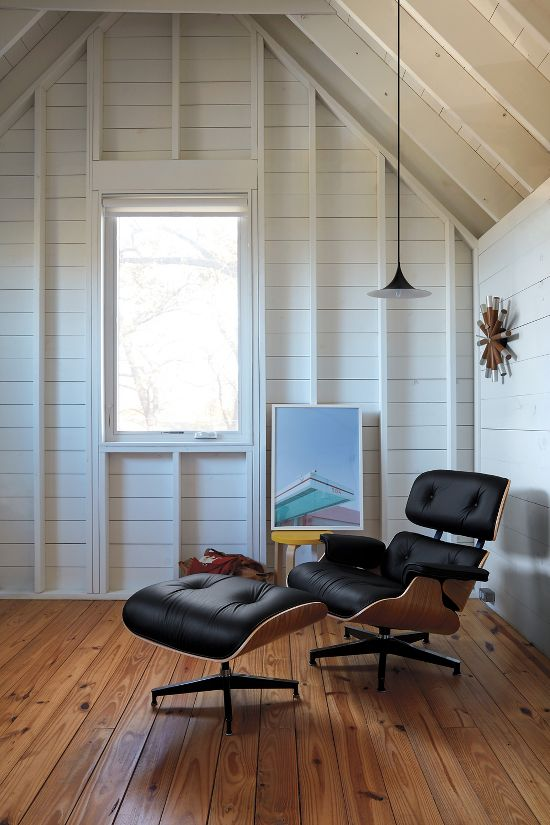 Eames  Lounge Chair and OttomanEames  Lounge Chair and Ottoman   Design Within Reach. Eames Lounge Chair And Ottoman Walnut Frame Standard Leather. Home Design Ideas