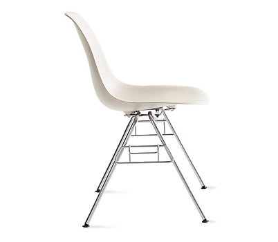 eames molded plastic wire base armchair dar design within reach eames