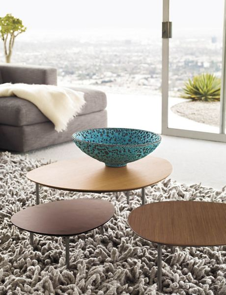 Eclipse Nesting Tables, Set Of 3 ...
