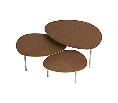 Eclipse Nesting Tables, Set of 3