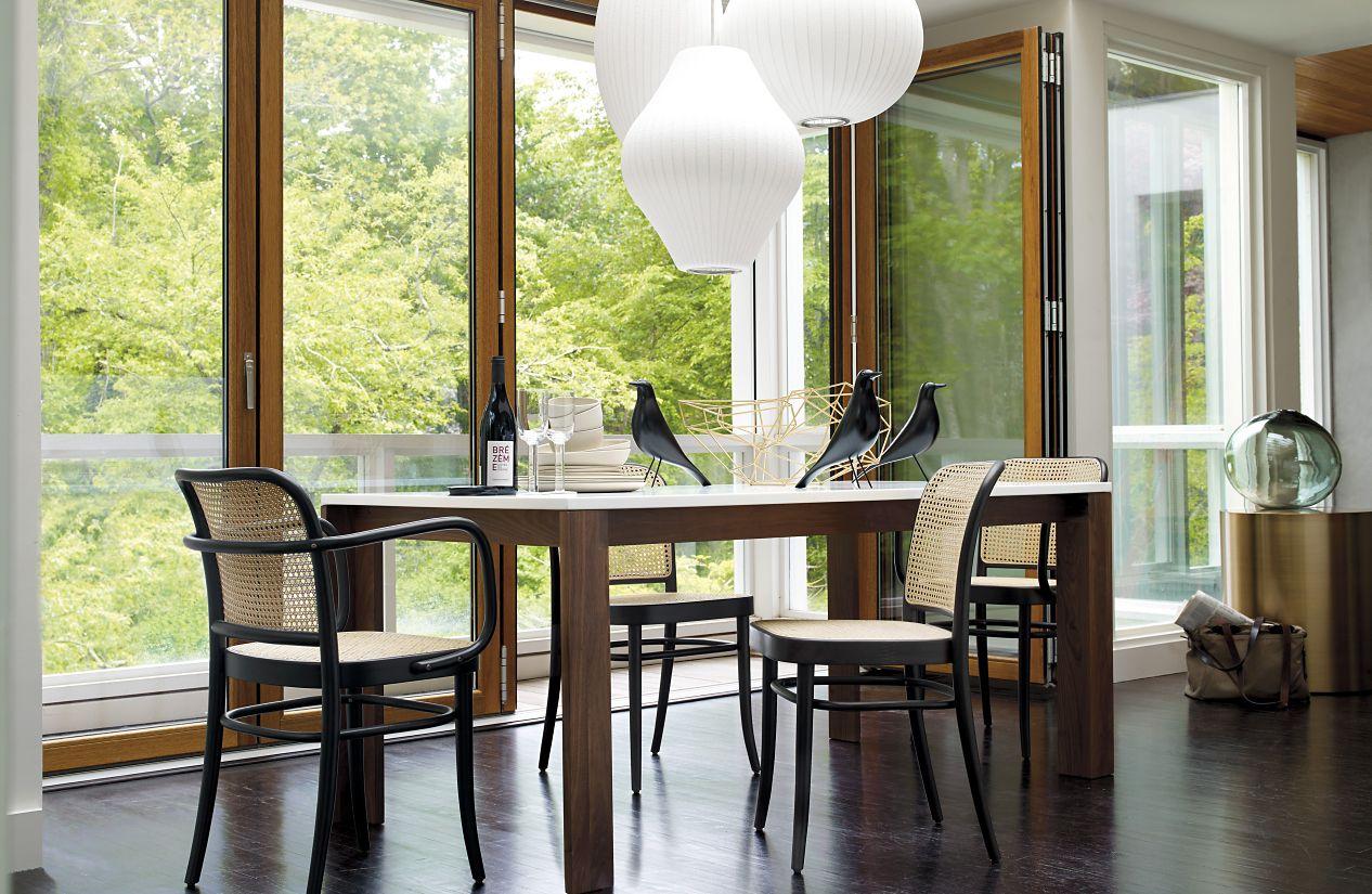 hoffmann side chair design within reach. Black Bedroom Furniture Sets. Home Design Ideas