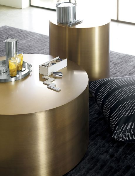 Drum Coffee Table Design Within Reach