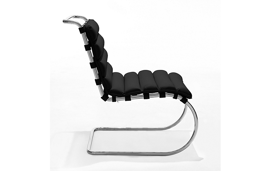 Attractive MR Armless Lounge Chair