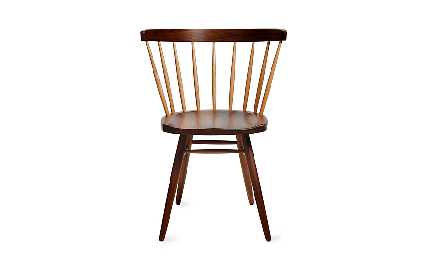Ordinaire Nakashima Straight Backed Chair