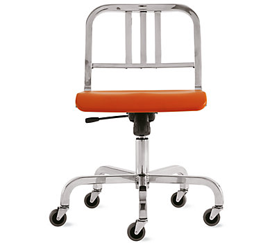 Nine-0™ Swivel Chair - 3 Bar Back