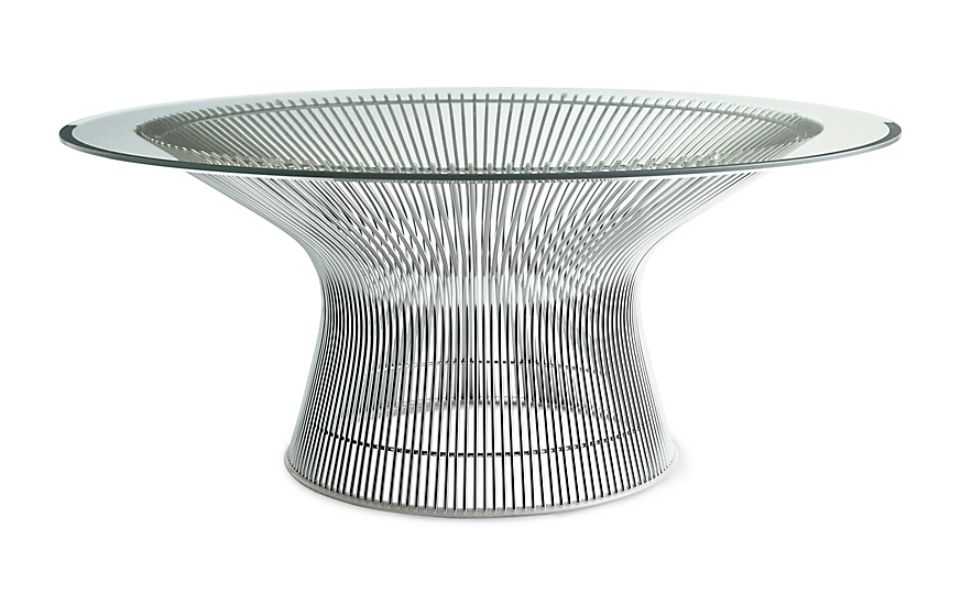 Platner Coffee Table Design Within Reach - Bertoia coffee table