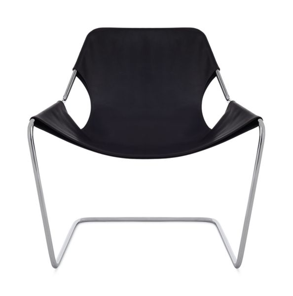 Paulistano Armchair in Leather Design Within Reach