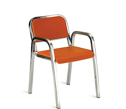 Nine-0™ Stacking Armchair - Soft Back