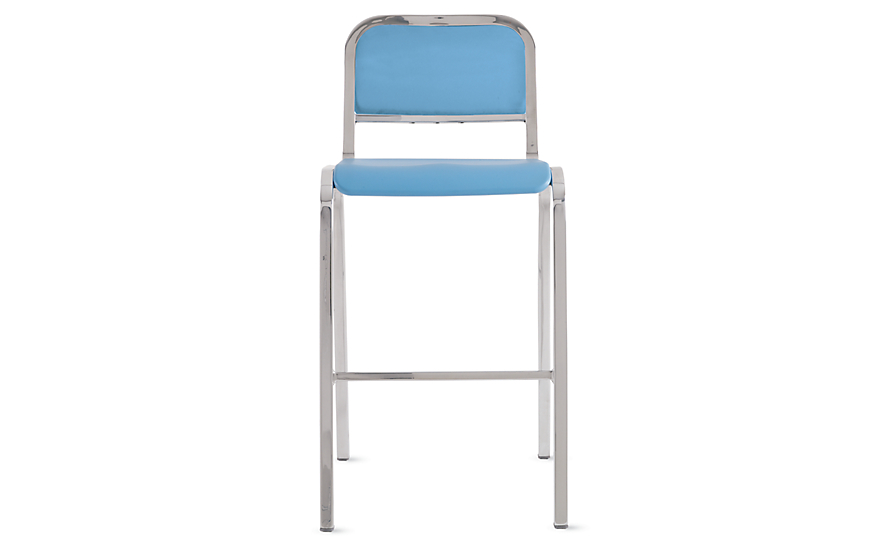 Nine-0™ Stacking Barstool - Soft Back