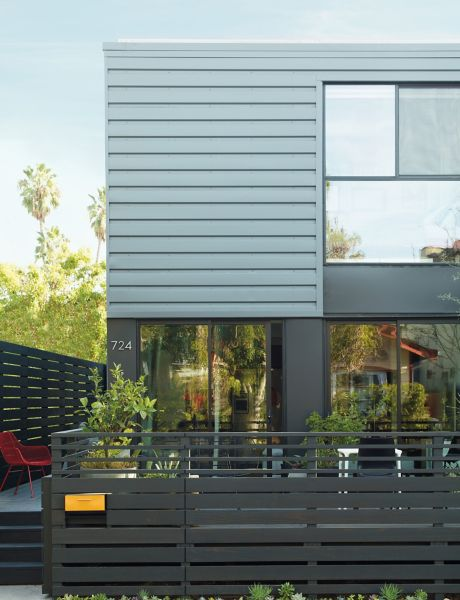Neutra Modern House Numbers Design Within Reach