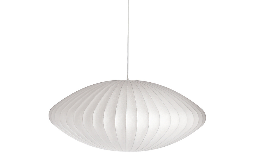 pd pendant herman lighting ball miller ceiling nelson main lamp bubble