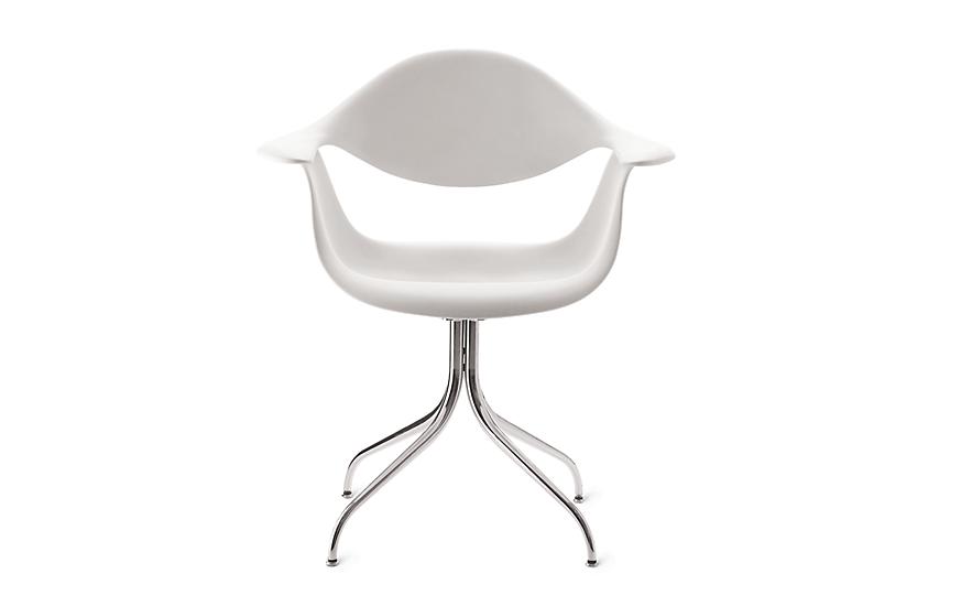 Nelson™ Swag Leg Armchair