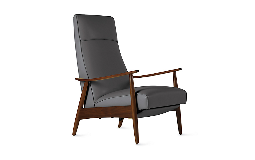 milo baughman recliner 74 - design within reach