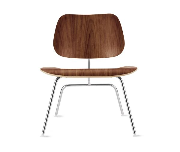 Eames Molded Plywood Lounge Chair LCM Design Within Reach