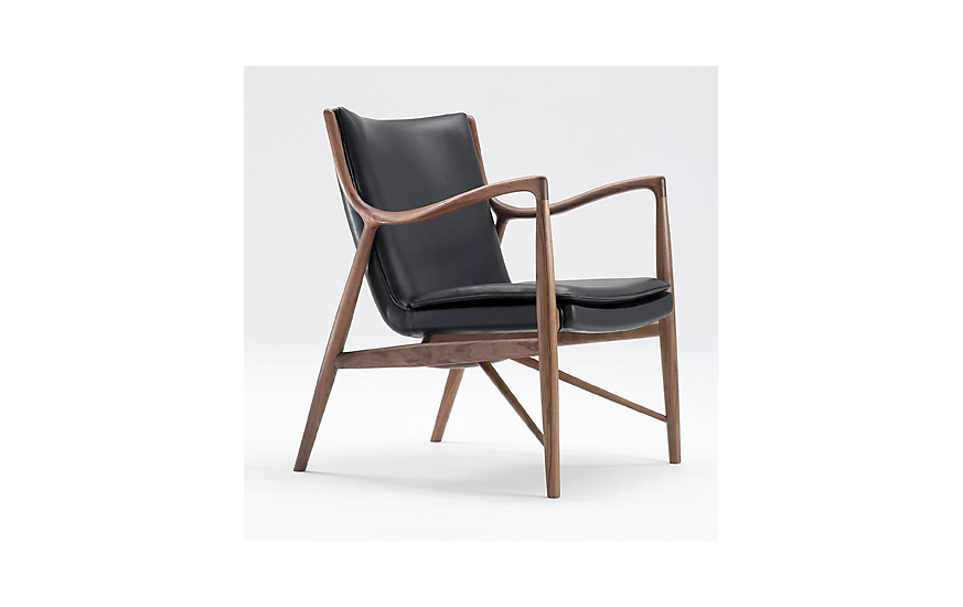 Model 45 Chair Designed By Finn Juhl