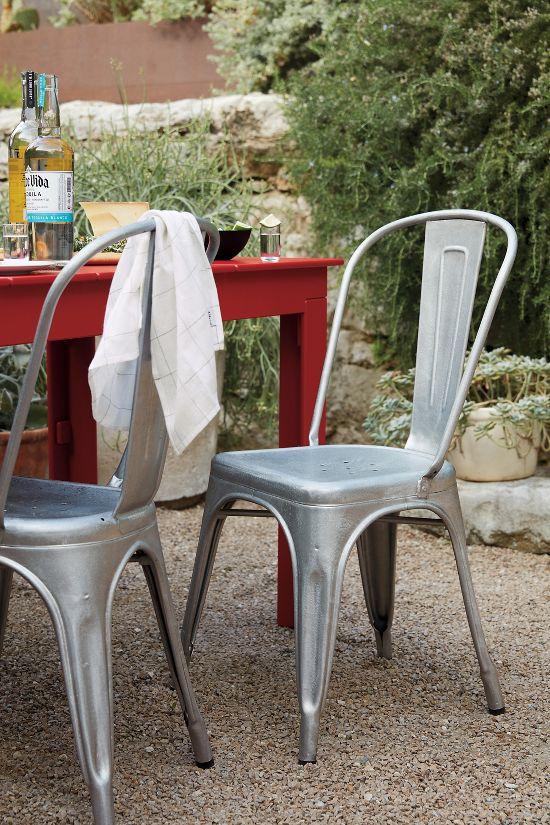 ... Tolix Marais A Chair ...