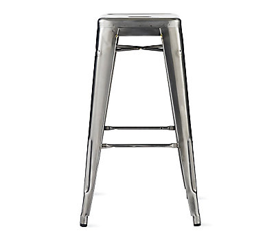 Tolix marais a chair design within reach - Tolix marais counter stool ...