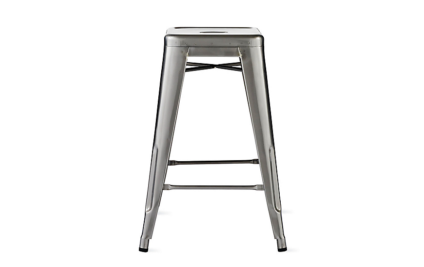 tolix marais counter stool design within reach