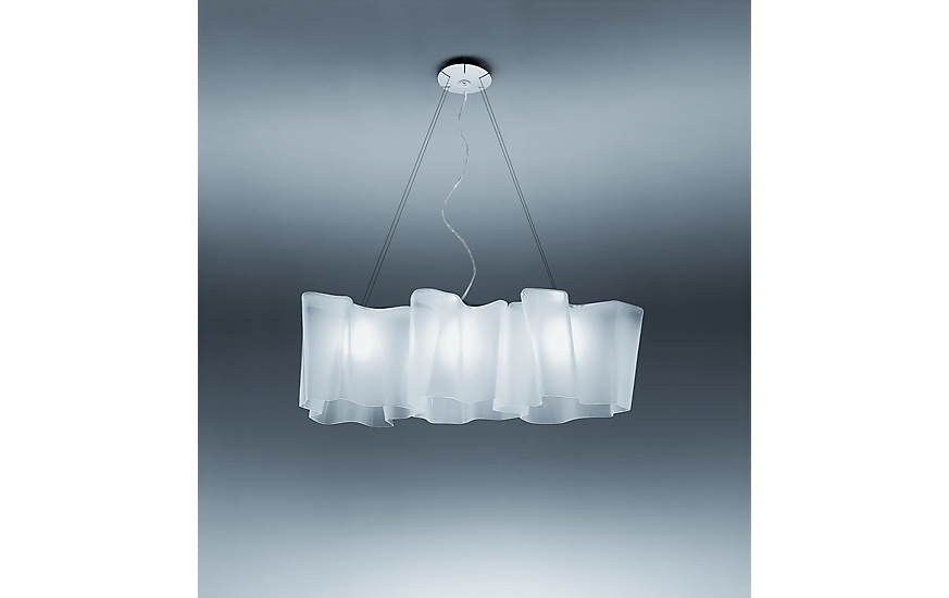Logico Triple Linear Suspension Lamp