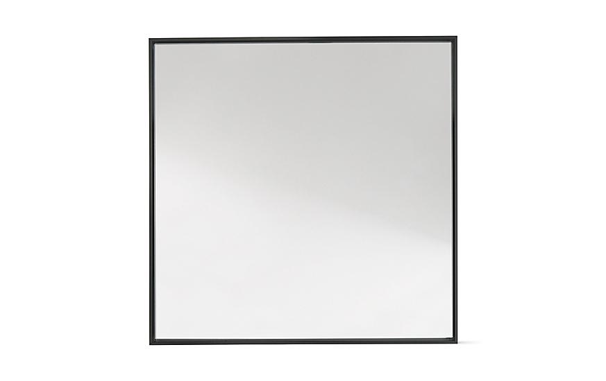 Mondrian Mirror 22x22