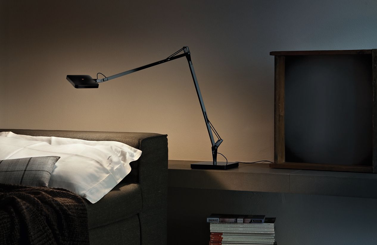 Kelvin led table lamp design within reach kelvin led table lamp geotapseo Gallery