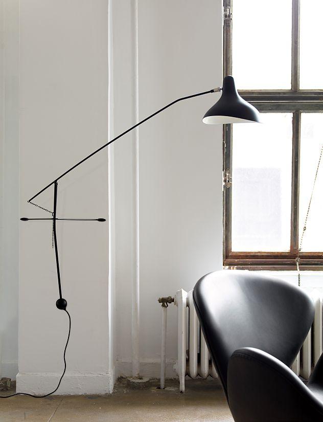 Mantis Bs2 Wall Lamp Herman Miller