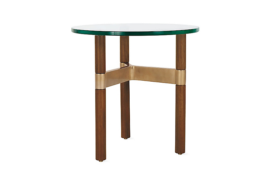 Superbe Helix Side Table