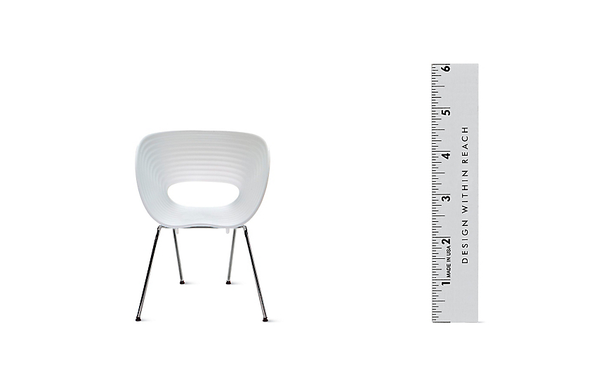 Vitra Miniatures Collection: T. Vac Chair