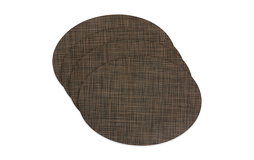 Chilewich Oval Placemats, Set of 4