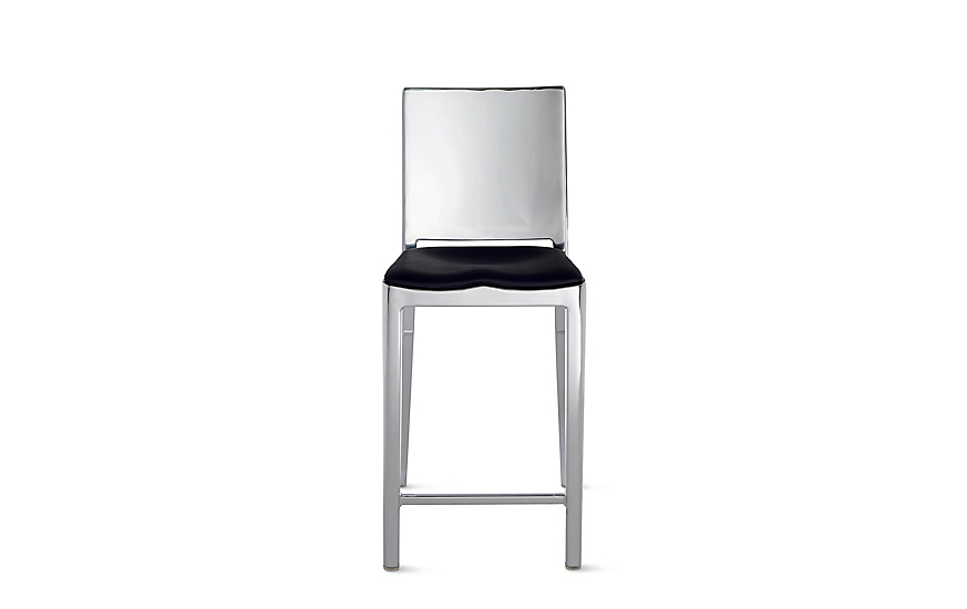 Hudson Counter Stool with Seat Pad