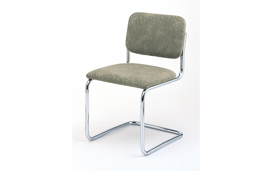 Cesca Side Chair - Leather  sc 1 st  Design Within Reach & Cesca Side Chair - Leather - Design Within Reach